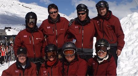 BB Ski School Instructors